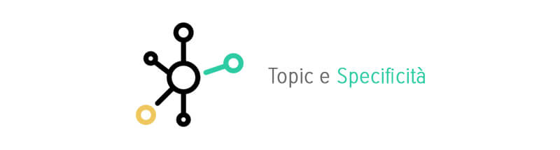 Topic e Specificità