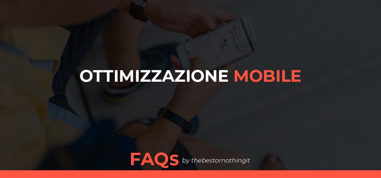 Seo per Smartphone Google Mobile