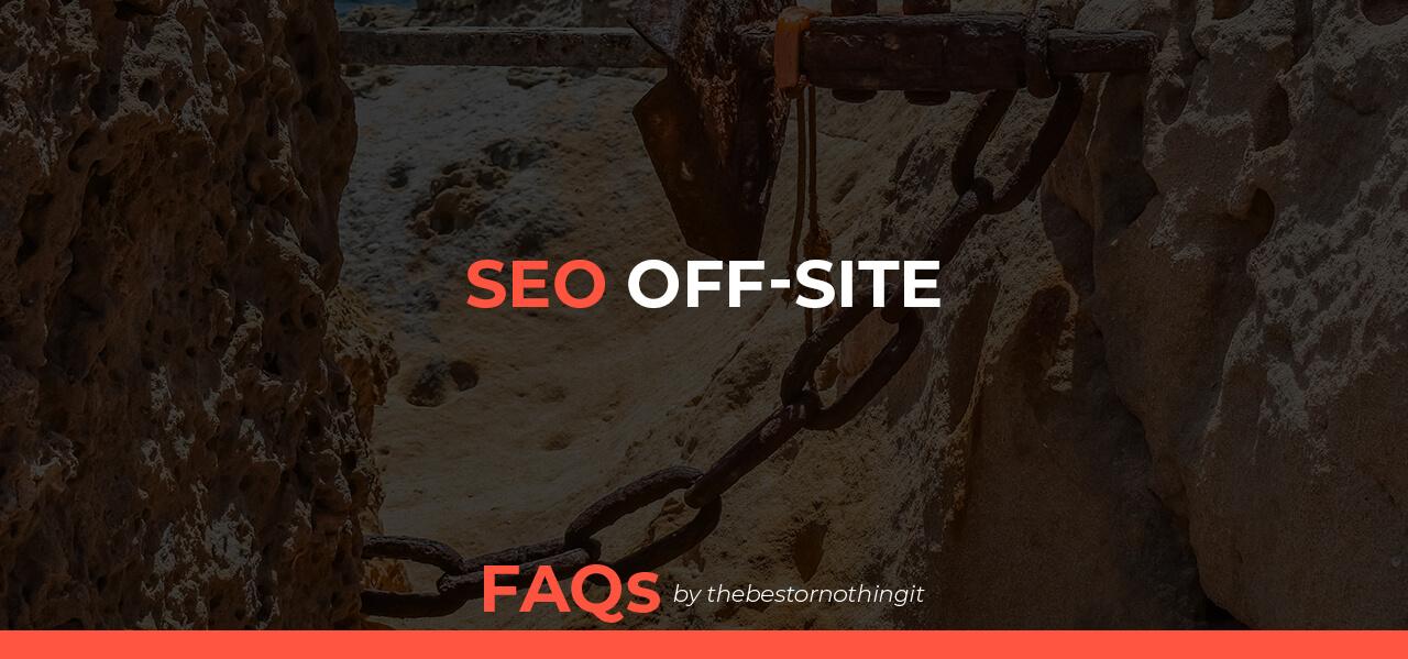 Seo e Link Building Fattori Off-Site