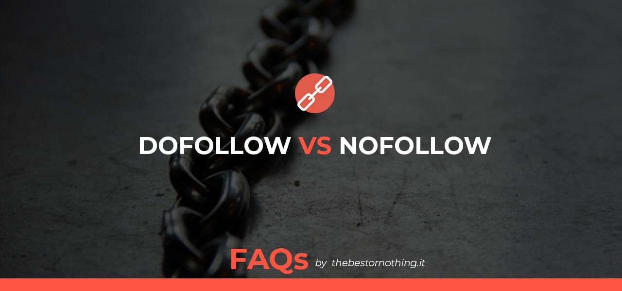 Backlinks Dofollow vs Nofollow