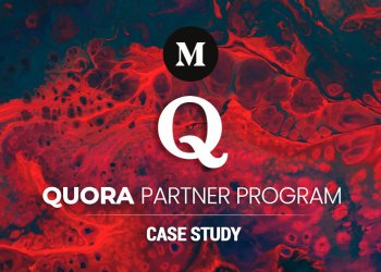 Quora Partner Program Case Study