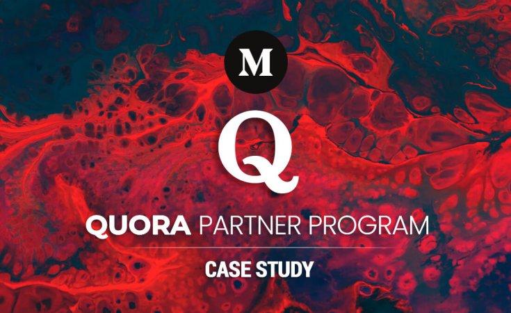 Quora Partner Program Case Study